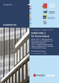 Eurocode 2 für Deutschland. Kommentar