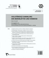 Sammlung der Merkblätter und Hinweise des Fachverbands Deutsches Fliesengewerbe