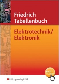 Friedrich Tabellenbuch Elektrotechnik / Elektronik