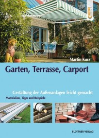 Garten, Terrasse, Carport