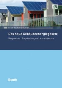 Das neue Gebäudeenergiegesetz
