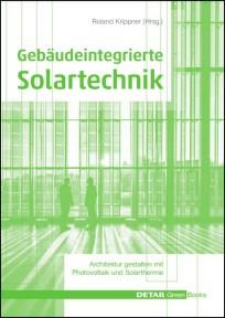 Gebäudeintegrierte Solartechnik