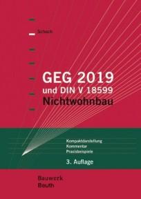 GeG 2019 und DIN V 18599 - Nichtwohnbau