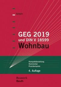 GeG 2019 und DIN V 18599 - Wohnbau