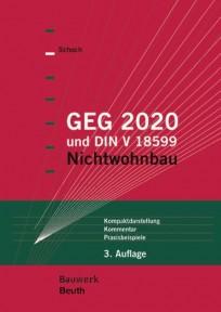 GEG 2020 und DIN V 18599 - Nichtwohnbau