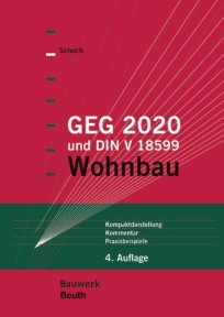 GeG 2020 und DIN V 18599 - Wohnbau