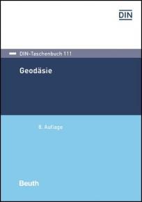 DIN-Taschenbuch 111. Geodäsie