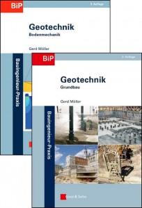 Geotechnik. Paket: Band 1: Grundbau + Band 2: Bodenmechanik