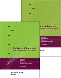 Geotechnik kompakt nach Eurocode 7 (2 Bände)