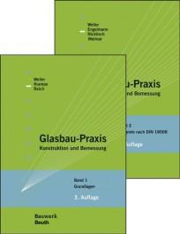 Glasbau-Praxis. Paket: Band 1 + Band 2