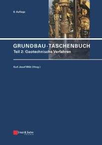 Grundbau-Taschenbuch, Band 2