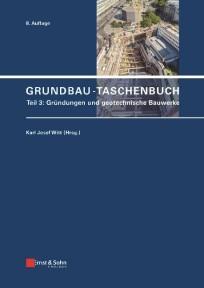 Grundbau-Taschenbuch, Band 3