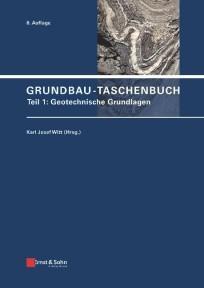 Grundbau-Taschenbuch, Band 1