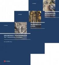 Grundbau-Taschenbuch, Bände 1-3 im Set