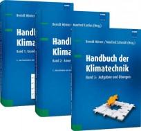 Handbuch der Klimatechnik. Set: Band 1 + Band 2 + Band 3