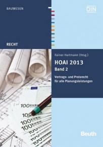 HOAI 2013, Band 2