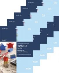 HOAI 2013, Paket 5 Bände