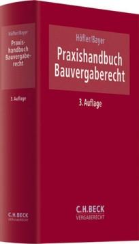 Praxishandbuch Bauvergaberecht