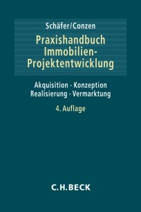Praxishandbuch der Immobilien-Projektentwicklung