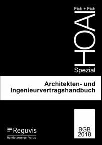 Architekten- und Ingenieurvertragshandbuch