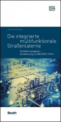Die integrierte multifunktionale Straßenlaterne