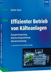 Effizienter Betrieb von Kälteanlagen