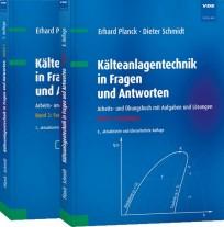 Kälteanlagentechnik in Fragen und Antworten. Set: Band 1 und Band 2