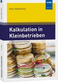 Kalkulation in Kleinbetrieben