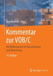Kommentar zur VOB/C, VOB Ausgabe 2016