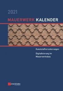 Mauerwerk-Kalender 2021