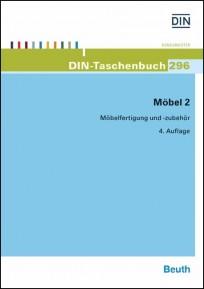 DIN-Taschenbuch 296. Möbel 2