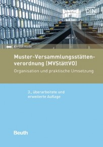 Muster-Versammlungsstättenverordnung - MVStättV