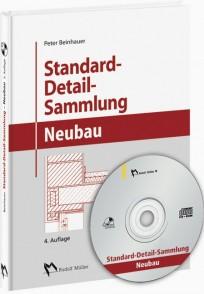 Standard-Detail-Sammlung Neubau + CD-ROM