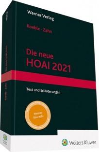 Die neue HOAI 2021