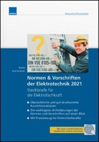 Normen & Vorschriften der Elektrotechnik 2021