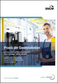 Praxis der Gasinstallation. Kommentar