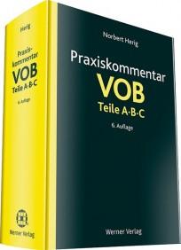 Praxiskommentar zur VOB Teile A, B, C