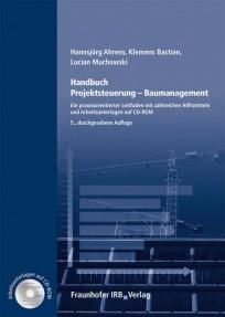 Handbuch Projektsteuerung - Baumanagement, mit CD-ROM