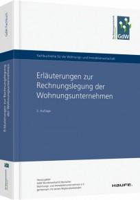 Erläuterungen zur Rechnungslegung der Wohnungsunternehmen