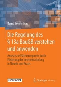 Die Regelung des § 13a BauGB verstehen und anwenden