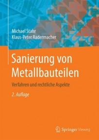 Sanierung von Metallbauteilen