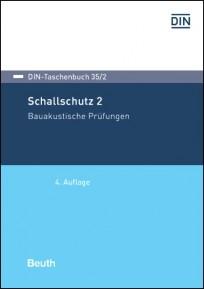 DIN-Taschenbuch 35/2. Schallschutz 2