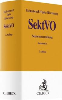 Sektorenverordnung: SektVO-Kommentar
