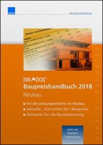 sirAdos Baupreishandbuch 2018. Neubau