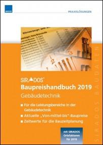 sirAdos Baupreishandbuch 2019. Gebäudetechnik