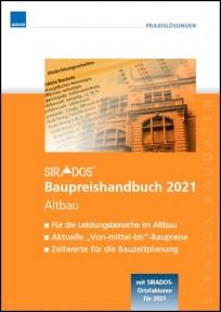 sirAdos Baupreishandbuch 2021. Altbau