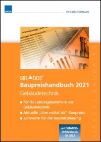 sirAdos Baupreishandbuch 2021. Gebäudetechnik