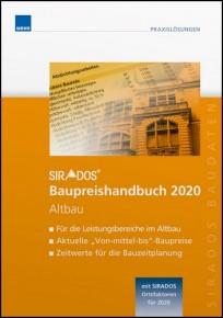 sirAdos Baupreishandbuch 2020. Altbau