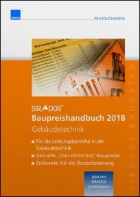 sirAdos Baupreishandbuch 2018. Gebäudetechnik