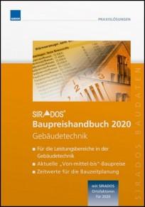 sirAdos Baupreishandbuch 2020. Gebäudetechnik